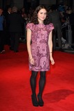 Yasmin Paige Photo - London UK Yasmin Paige  at the BFI London Film Festival Gala Screening of  The Double  at the Odeon West End Leicester Square London 12th October 2013  LMK73-45529-131013Keith MayhewLandmark Media WWWLMKMEDIACOM