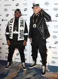 apldeap Photo - London UK ApldeAp and Taboo at Music Industry Trusts Awards at  Grosvenor House Park Lane London  on Monday  5th November 2018 Ref LMK73-J2897-061118Keith MayhewLandmark MediaWWWLMKMEDIACOM