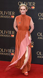 Anne-Marie Duff Photo - London UK Anne-Marie Duff at The Olivier Awards 2018 held at The Royal Albert Hall Kensington Gore South Kensington London on Sunday 8 April 2018Ref LMK392-J1860-090418Vivienne VincentLandmark Media WWWLMKMEDIACOM