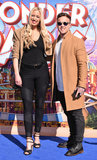 Hayley Palmer Photo - London UK Hayley Palmer Sam Callahan at Wonder Park Gala Screening held at Vue Leicester Square London on Sunday 24 March 2019 Ref LMK392-2301-240319Vivienne VincentLandmark Media WWWLMKMEDIACOM