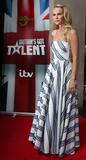Amanda Holden Photo - LondonUK  Amanda Holden at the Britains Got Talent Press Launch at the May Fair Hotel Stratton Street  12th April 2017RefLMK73-S161-130417Keith MayhewLandmark MediaWWWLMKMEDIACOM