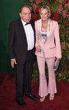 Andrew Lloyd Webber Photo - London UK Lord Andrew Lloyd Webber Madeleine Gurdon  at The 64th Evening Standard Theatre Awards held at Theatre Royal Dury Lane London on Sunday 18 November 2018Ref LMK392 -J2976-191118Vivienne VincentLandmark Media WWWLMKMEDIACOM
