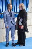 ABBA Photo - London UK Benny Andersson and Bjorn Ulvaeus (ABBA)   at the UK Premiere of Mamma Mia Here We Go Again at Eventim Apollo on July 16 2018 in London England16th July 2018Ref LMK386-J2319-170718Gary MitchellLandmark MediaWWWLMKMEDIACOM