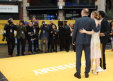 Danny Boyle Photo - London UK Danny Boyle and Lily James at Yesterday UK Premiere at the Odeon Luxe Leicester Square London on June 18th 2019Ref LMK73-J5085-190619Keith MayhewLandmark MediaWWWLMKMEDIACOM