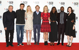 Amma Asante Photo - London UKProducer Rick McCallum actors Jack Davenport Laura Carmichael Tom Felton Rosamund Pike director Amma Asante and actors David Oyelowo and Jessica Oyelowo at A United Kingdom photo call during London Film Festival at The Mayfair Hotel London on October 5th 2016 Ref LMK73 -61095-061016Keith MayhewLandmark Media WWWLMKMEDIACOM
