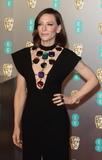 CATE BLANCHETTE Photo - London UK Cate Blanchett  at EE British Academy Film Awards 2019 at the Royal Albert Hall Kensington London on Sunday February 10th 2019Ref LMK73-J4348-110219Keith MayhewLandmark MediaWWWLMKMEDIACOM