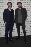 Genesis Photo - London UK Havard Nordtveit and James Collins at  the UK Premiere of Iron Men at the Mile End Genesis Cinema on March 2nd 2017 in London EnglandRef LMK386-63058-030317Gary MitchellLandmark Media WWWLMKMEDIACOM