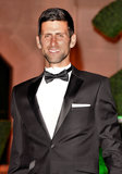 Novak Djokovic Photo - London UKNovak Djokovic at The Wimbledon Champions Dinner held at  Guildhall Gresham Street London on Sunday 15 July 2018Ref LMK392-J2309-160718Vivienne VincentLandmark Media WWWLMKMEDIACOM