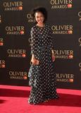Sophie Okonedo Photo - London UK Sophie Okonedo at The Olivier Awards Royal Albert Hall Kensington London on April 9th 2017Ref LMK73-J180-100417Keith MayhewLandmark MediaWWWLMKMEDIACOM