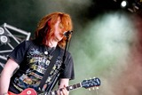 Andy Davis Photo - Catton Hall Derbyshire UK Million Dollar Reload perform live at Bloodstock Open Air 2009 at Catton Hall Million Dollar Reload are Phil Bam Kie Andy Davy 14th August 2009Taya UddinLandmark Media