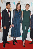 Amanda Berrie Photo - London UK  100117Dominic Cooper Amanda Berry and Sophie Turner at the EE British Academy Film Awards (BAFTAs) nominations announcement press photocall BAFTA Piccadilly10 January 2017Ref LMK315-61366-100117Can NguyenLandmark MediaWWWLMKMEDIACOM