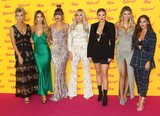 Amber Turner Photo - London UK Chloe Meadows Lauren Pope Chloe Lewis Amber Turner Georgia Kousoulou Chloe Sims and Courtney Green at ITV Palooza at the Royal Festival Hall Belvedere Road London on Tuesday 16 October 2018Ref LMK73-J2793-171018Keith MayhewLandmark MediaWWWLMKMEDIACOM