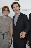 Anne Marie Duff Photo - London UK Anne-Marie Duff and Benedict Cumberbatch at The South Bank Sky Arts Awards 2013 held at the Dorchester Hotel Park Lane 12th March 2013Gary Mitchell Landmark Media