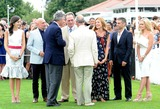 Katherine Jenkins Photo - Windsor Park Windsor UK  L-R Camilla Belle Ben Kinsgley Tommy Lee Jones Prince Charles (back) Cat Deeley Unknown and Katherine Jenkins at the   Cartier Polo Match at Windsor Park Windsor Berkshire  25th July 2010 SYDLandmark Media