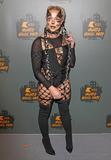 Kiss Photo - London UK Gabby Allen at the KISS FM Haunted House Party held at the SSE Arena Wembley London26 October 2018Ref LMK73-MB2017-271018Keith Mayhew  Landmark MediaWWWLMKMEDIACOM