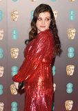 Georgi Photo - London UK Georgie Henley at the 73rd British Academy Film Awards held at The Royal Albert Hall South Kennsington on Sunday 2 February 2020 Ref LMK392-S2827-040220Vivienne VincentLandmark Media WWWLMKMEDIACOM