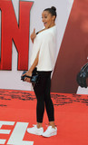 Amal Fashanu Photo - London UK Amal Fashanu at European Premiere of Marvels Ant-Man at the Odeon Leicester Square London on July 8th 2015Ref LMK73-51493-090715Keith MayhewLandmark Media WWWLMKMEDIACOM