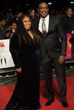 Angie Thomas Photo - London UK Author Angie Thomas and Director George Tillman Jr  at  the Special Presentation and European Premiere of The Hate U Give  at The 62nd BFI London Film Festival at Cineworld Leicester Square London England UK on Saturday 20 October 2018 Ref  LMK370-S1696-211018Justin NgLandmark MediaWWWLMKMEDIACOM