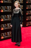 Anastashia Hille Photo - London UK Anastashia Hille at the Olivier Awards at The Royal Opera House Covent Garden 28t April 2013Justin NgLandmark Media