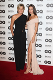 Yolanda Hadid Photo - LondonUK  Yolanda Hadid and Bella Hadid    at the GQ Men of the Year Awards 2016 - in association with Hugo Boss - at the  Tate Modern Bankside London 6th September 2016RefLMK73-61345-070916Keith MayhewLandmark MediaWWWLMKMEDIACOM