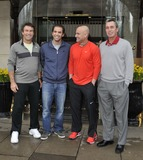 Andre Agassi Photo - London UK  Pat Cash Pete Sampras Andre Agassi  Ivan Lendl attend the World Tennis Day Showdown press conference photocall The Athenaeum Hotel Piccadilly 3rd March  2014  RefLMK315-44817-030314  Can NguyenLandmark Media WWWLMKMEDIACOM