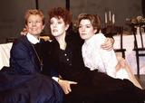 Vanessa Redgrave Photo - London UK Vanessa Redgrave Lynn Redgrave and Jemma Redgrave in a London theatrical production of Anton Chekovs play the Three Sisters in 1991  27092020 LMK30-270920LLOU-001Laura LuongoPIP-Landmark MediaWWWLMKMEDIACOM
