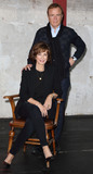Terry Jastrow Photo - London UK US Actress Anne Archer and Terry Jastrow at a photocall for her upcoming starring role in The Trial of Jane Fonda at the Park Theatre London on April 21st 2016Ref LMK73-60209-210416Keith MayhewLandmark Media WWWLMKMEDIACOM