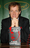 Alastair Campbell Photo - London UK Alastair Campbell (former Prime Minister Tony Blairs chief Press Officer) signs copies of his first novel All In The Mind at Hatchards book shop in Piccadilly6 November 2008 Ref  Chris JosephLandmark Media