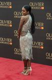 Adrienne Warren Photo - London UK Adrienne Warren at The Olivier Awards 2019 with Mastercard at Royal Albert Hall on April 7 2019 in London England 7th April 2019Ref LMK386-J4701-080419Gary MitchellLandmark MediaWWWLMKMEDIACOM