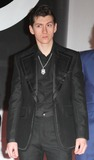Alex Turner Photo - London UK  Alex Turner at the The BRIT Awards with MasterCard 2014 Red Carpet arrivals at the 02 Arena London 19th February 2014  RefLMK73-47701-200214Keith MayhewLandmark MediaWWWLMKMEDIACOM