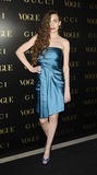 Alexandra Shulman Photo - London UK Elizabeth Jagger at the Vogue and Gucci Dinner Gala honouring Frida Giannini (Guccis creative director) hosted by Alexandra Shulman (British Vogue editor) at Saatchi Gallery in London 1st April 2009Can NguyenLandmark Media