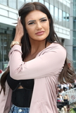 Abbie Holborn Photo - London UK Abbie Holborn at Geordie Shore Land of Hope and Geordie Photocall at Tower Bridge London on the 16th August 2017Ref LMK73-J657-170817Keith MayhewLandmark MediaWWWLMKMEDIACOM