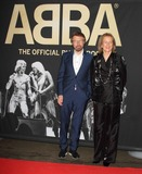 Bjrn Ulvaeus Photo - London UK Bjrn Ulvaeus and Anni-Frid Lyngstad at ABBA  The International Anniversary Party marking the 40th Anniversary of their Eurovision Victory and the launch of ABBA  The Official Photo Book at the Tate Modern London on April 7th 2014Ref LMK73-48091-080414Keith MayhewLandmark Media WWWLMKMEDIACOM