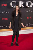 Amanda Donohoe Photo - London UK Amanda Donohoe at the World Premiere of new Netflix Original series The Crown at Odeon Leicester Square on November 1 2016 in London EnglandRef LMK386 -61210-021116Gary MitchellLandmark Media WWWLMKMEDIACOM