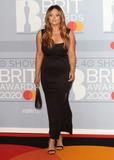 Emily Atack Photo - LondonUK   Emily Atack   at 40th Brit Awards Red Carpet arrivals The O2 Arena London 19th February 2020 RefLMK73-S2890-190220Keith MayhewLandmark MediaWWWLMKMEDIACOM