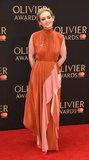 Anne Marie Photo - London UK Anne-Marie Duff at The Olivier Awards 2018 held at The Royal Albert Hall Kensington Gore South Kensington London on Sunday 8 April 2018Ref LMK392-J1860-090418Vivienne VincentLandmark Media WWWLMKMEDIACOM