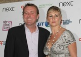Phil Tufnell Photo - London UK  Phil Tufnell and wife Dawn    at the  Cystic Fibrosis Trust Helping Hands Awards 2008  at the Hilton Metropole Hotel London  28th May 2008 Dave NortonLandmark Media