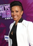 Kelly Holmes Photo - LondonUK  Dame Kelly Holmes  at  On Your Feet Press Night - at the London Coliseum St Martins Lane London on  27th June   2019RefLMK73-2607-280619Keith MayhewLandmark MediaWWWLMKMEDIACOM