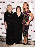 Linda Nolan Photo - London UK Linda Nolan Baroness Delyth Morgan and Victoria Derbyshire   at  the Breast Cancer Now Pink Ribbon Ball Dorchester Hotel Park Lane 8th October  2016 RefLMK392-62563-091016Vivienne VincentLandmark Media WWWLMKMEDIACOM