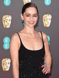 Albert Hall Photo - London UK Emilia Clarke at the 73rd British Academy Film Awards held at The Royal Albert Hall South Kennsington on Sunday 2 February 2020 Ref LMK392 -J6086-030220Vivienne VincentLandmark Media WWWLMKMEDIACOM