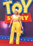 Tallia Storm Photo - London UK  Tallia Storm at European Premiere of Toy Story 4 at Odeon Luxe Leicester Square London on June 16th 2019Ref LMK392-J5061-170619Keith MayhewLandmark Media WWWLMKMEDIACOM