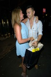 Andy Scott Lee Photo - London UK Michelle Scott-Lee leaving her  birthday party  with husband  Andy Scott-Lee  Paper Bar and Nightclub  19th July 2007  Can NguyenLandmark Media