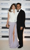 Arun Nayer Photo - LondonUK   Elizabeth  (Liz)  Hurley and Arun Nayer  at the  Grey Goose Character  Cocktails   Winter fundraiser  held at the Grosvenor House Hotel Park Lane London 13th December 2009 Keith MayhewLandmark Media