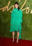 Amber Anderson Photo - London UK Amber Anderson at The Fashion Awards 2017 at the Royal Albert Hall Kensington Gore London on Monday 4 December 2017Ref LMK73-J1249-051217Keith MayhewLandmark Media WWWLMKMEDIACOM
