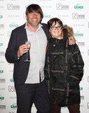 Alex James Photo - London UK Alex James and son Geronimo at Natural History Museum Ice Rink Launch Party at the Natural History Museum Cromwell Road London on Wednesday 24 October 2018Ref LMK73-J2854-251018Keith MayhewLandmark MediaWWWLMKMEDIACOM