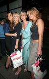 Ali Bastian Photo - London Roxanne McKee Ali Bastian Sarah Dunn and Gemma Atkinson giving our photographer the finger whilst leaving the Inside Soap awards which were held at FloriditaSeptember 27th 2005Picture by FlashburstLandmark Media