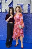 Nadia Sawalha Photo - London UK  Nadia Sawalha and Maddie Adderley   at  the Rocketman UK premiere at Odeon Leicester Square on May 20 2019 in London England Ref LMK386-J4914-220519Gary MitchellLandmark MediaWWWLMKMEDIACOM