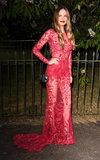 Alicia Rowntree Photo - London UK   Alicia Rowntree  at The Serpentine Gallery Summer Party at Kensington Gardens London 6th July 2016 Ref LMK392-60819-070716Vivienne VincentLandmark Media WWWLMKMEDIACOM
