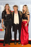Rod Stewart Photo - LondonUK   Penny Lancaster Rod Stewart and daughter ()      at 40th Brit Awards Red Carpet arrivals The O2 Arena London 19th February 2020 RefLMK73-S2890-190220Keith MayhewLandmark MediaWWWLMKMEDIACOM