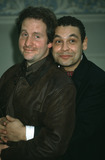 Craig Charles Photo - London UK LIBRARY  Chris Barrie and Craig Charles Red Dwarf cast at a photocall to celebrate 10 years of the TV series  3rd March 1998 RECAP 05062020RefLMK11-SLIB050620-001PIP-Landmark MediaWWWLMKMEDIACOM